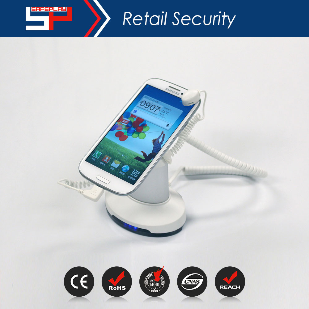 ONTIME SP2102 security display good quality anti-theft device for mobile phone