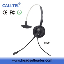 Plug-N-play call center telephone headset changable earphone cover