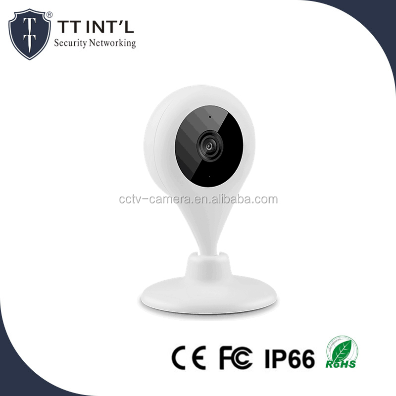 Enable Day/night Monitoring WiFi Cube IP Camera