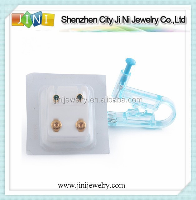 UK Popular studex earring stud fashion earring for ear piercing gun