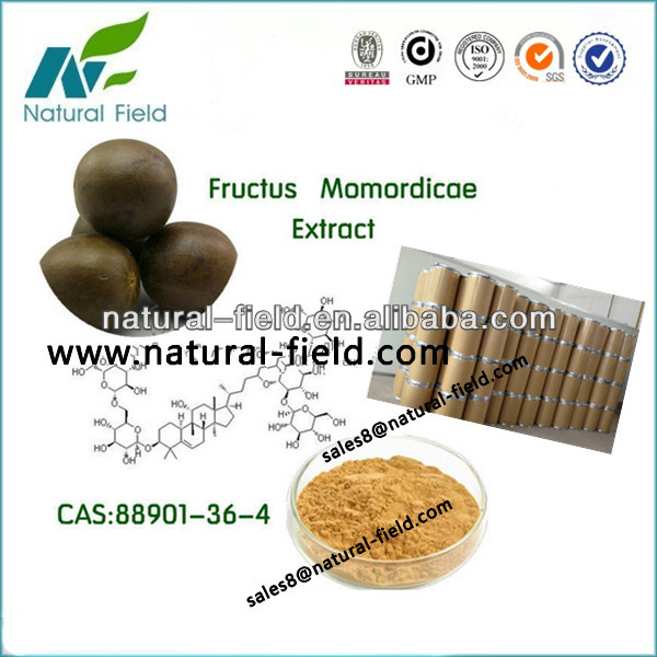 Best quality fructus momordicae extract in bulk supplying!