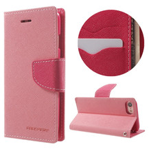 Leather Cell Phone Cover Fancy Case For Galaxy S4 Mini I9190
