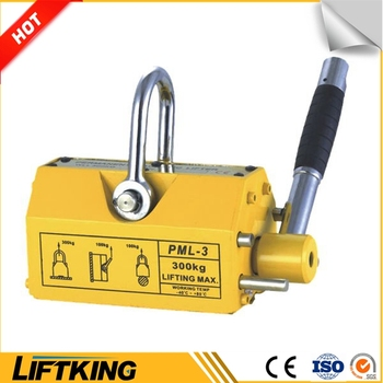 LIFTKING Manhole Cover 3.5 Safety Rate Permanent Magnetic Lifter for warehouse
