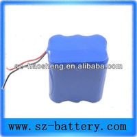 Super start li ion battery 12v battery 12v rechargeable battery