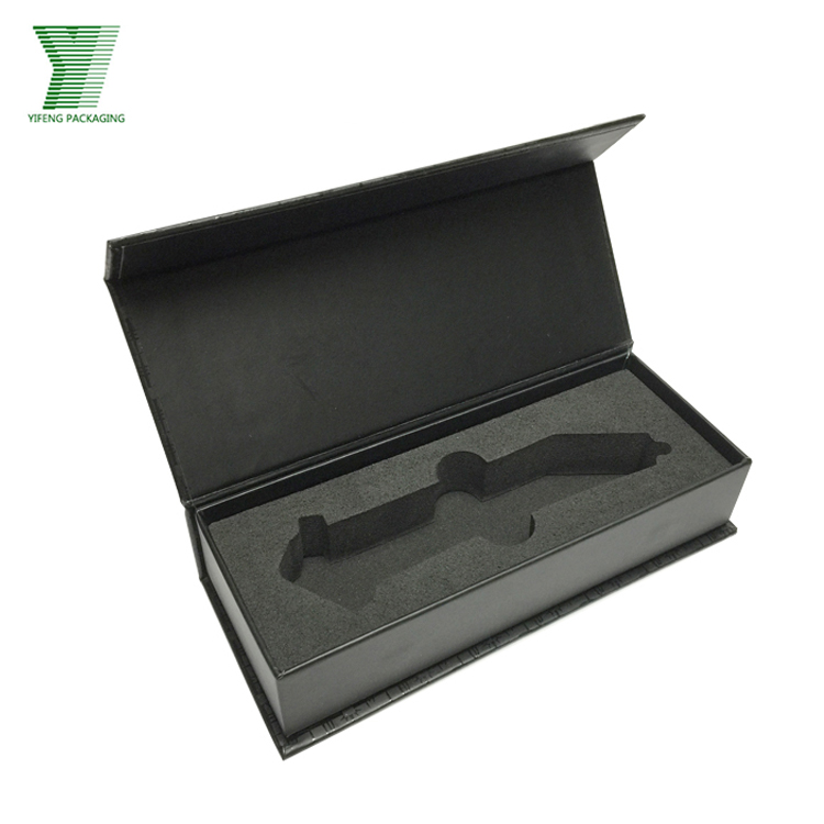 Luxury Knife Packaging Magnetic Gift Boxes With Paper Card Printing