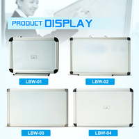 Dry Eraser Magnetic Whiteboard With Stand