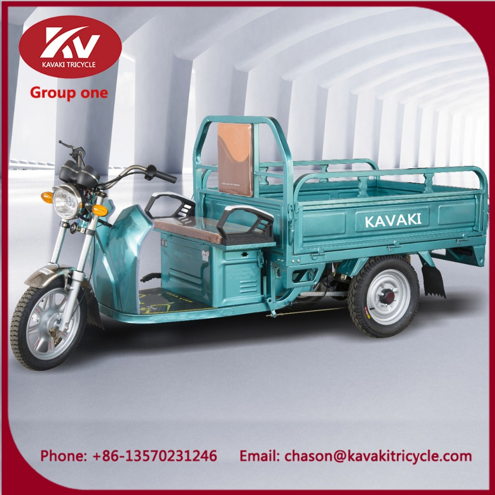 Goods carrier three wheel china electric cars in pakistan