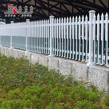 Security morden warehouse wall grill fence yard palisade outdoor factory fence design for safety