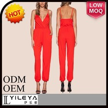 trendy red cheap jumpsuits for women jumpsuits and playsuits
