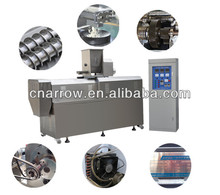 Extruded Pet food machine