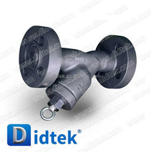 Didtek Reliable Quality China Professional Valve Manufacturer flanged strainer