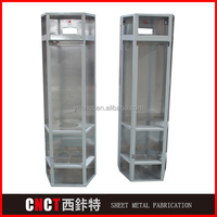 Top Quality Aluminum Iso Certification Metal Cabinet Shelf Brackets