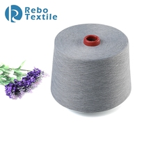 Polyester Spun Mill Ends Hand Dyed Sock Recycle Yarn Brand