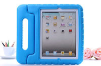 Kids Eva Foam Handle Shockproof Stand Case Cover For iPad Mini