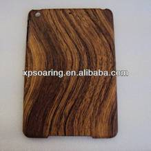 wooden skin case back cover For ipad Mini 2