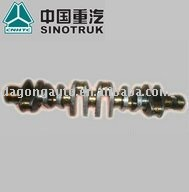 Direct selling SINOTRUK CNHTC Crankshaft Howo Truck Parts