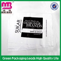 non toxic material waterproof document packing list enclosed plastic envelope