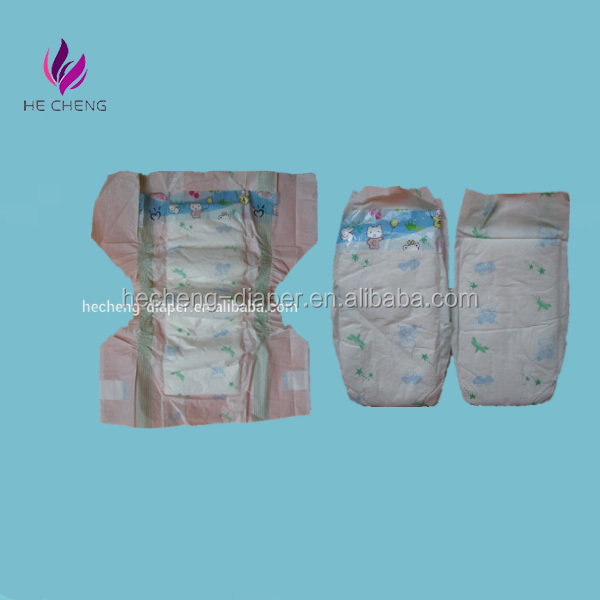 New products disposable premium quality newborn baby nappy