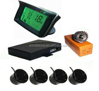 Color LCD Display Parking Sensor, Reverse Assistant Parking Sensor LCD Display