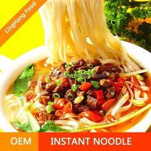 Longlife Brand Ramen Bowl Egg Noodles / Top Quality Instant Food