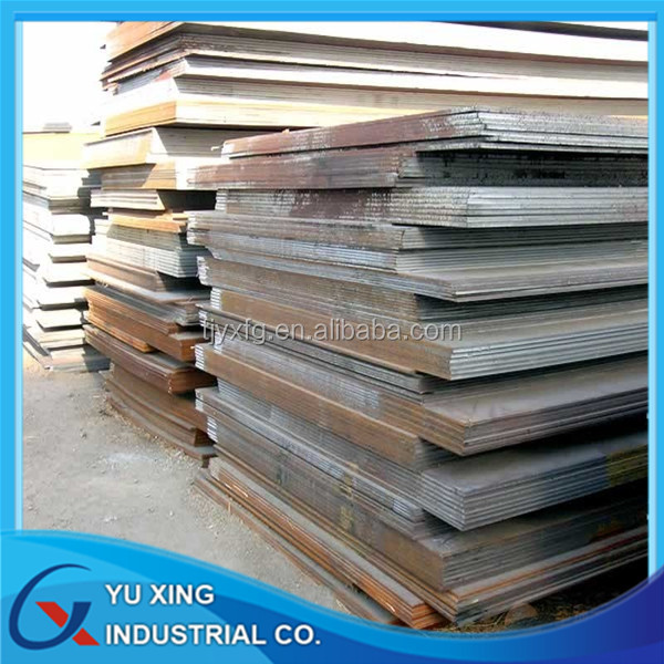 st 52.3 mild steel plate astm a36/ st37 / st52