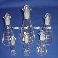 Different Quartz Glass Laboratory Apparatus quartz instrument