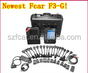 Original Fcar F3-G best automotive diagnostic scanner 12V+24V Cars and Heavy duty trucks car scanner software free update