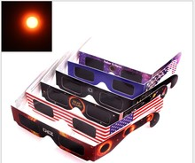 2017 Solar Eclipse Glasses for Direct Sun Viewing Safety Eye SUNGlasses
