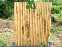 Natural Bamboo Fencing, Rolled Bamboo Fence, Bamboo Screen Rolls