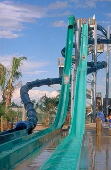 Speed Slide Water Parks