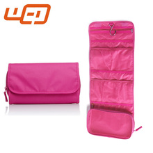 New Style Design Trolley Shopping Sewing Machine Waterproof Foldable Hanging Wash Cosmetic Toiletry Travel Bag