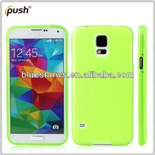 hot selling for samsung galaxy s5 gel tpu case transparent tpu cases for sam galaxy s5