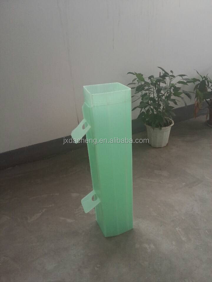Corrugated Plastic Plant Sleeves