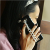 Wholesale Fashion Mobile Phone Cover For iPhone Cover Case with Chian