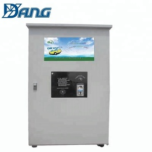 2018 CE coin /card operated self service car wash/self-service car wash machine station equipment