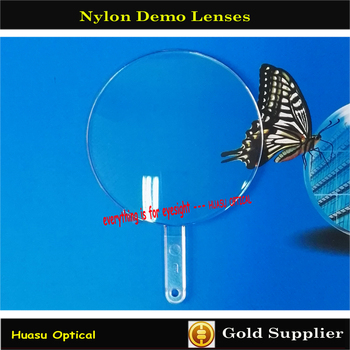 eyeglass Nylon Demo lenses Nylon lenses