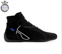 Fireproof Mortocycle Racing Sports Shoes