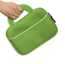 Neoprene Zipper Carrying Sleeve Case For xiaomi pads Protective Bag with Accessory Pocket