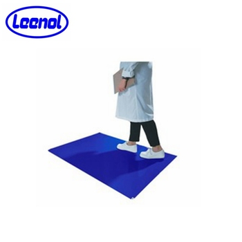 customizable color and size washable workplace anti static sticky mat