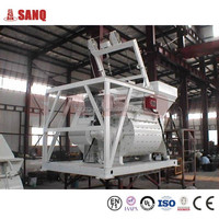 Construction Equipment Concrete Mixer Machine Manufacturer
