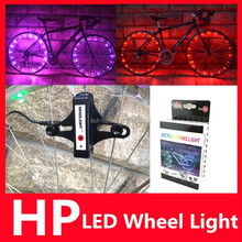 New Design Bicycle Wheel Led Flash String Lights