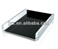 Clear Acrylic Letter Tray A4 size