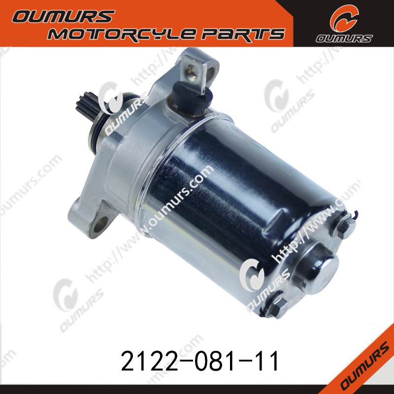 for motorcycle YAMAHA 3KJ JOG50 50CC reversible starter motor
