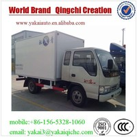 insulated truck box doors, box back doors, container side doors