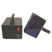 Floor Curing Handheld UV Surface Curing Equipment 250W Portable UV Curing machine