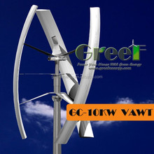 New VAWT! Off-GRID 10KW Vertical axis Wind Turbine for sale