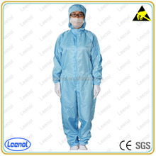 High quality and cheap price wholesale antistatic smock /ESD clothing