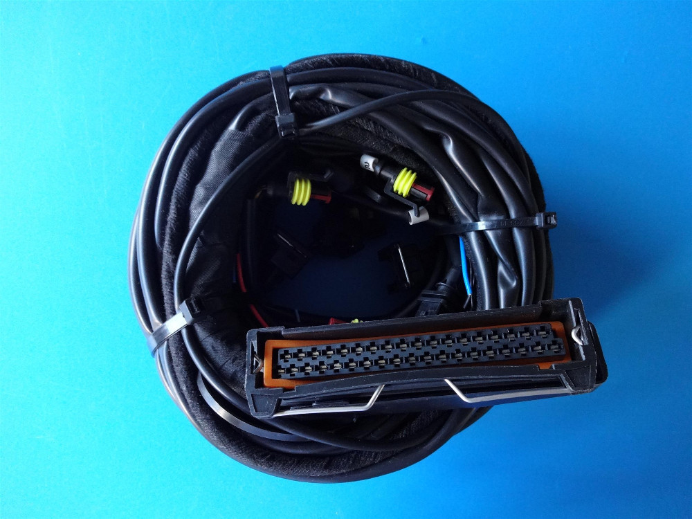LPG CNG kit manufacturers ECU set(wire cable) for conversion kits
