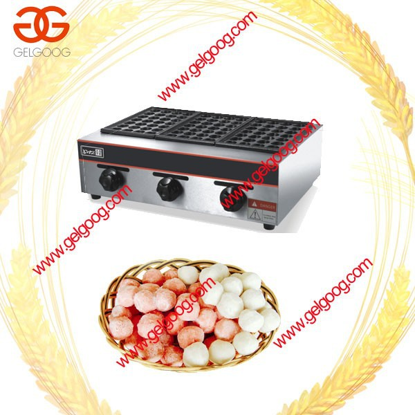 Good Quality Gas Fish Meat&Beef Ball Making Machine/Meatball Maker