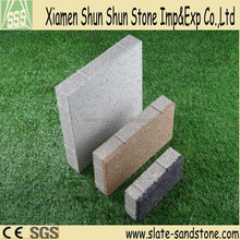 Noise reduction water permeable ceramic brick for sale